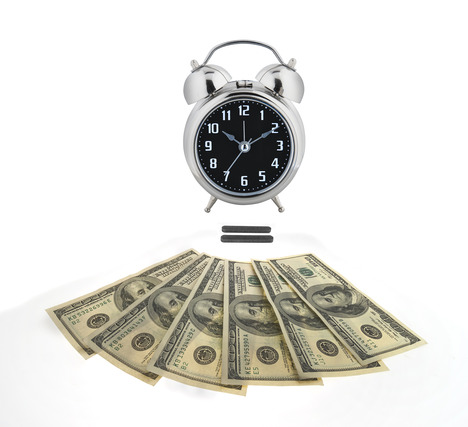 leverage yourtime-is-money